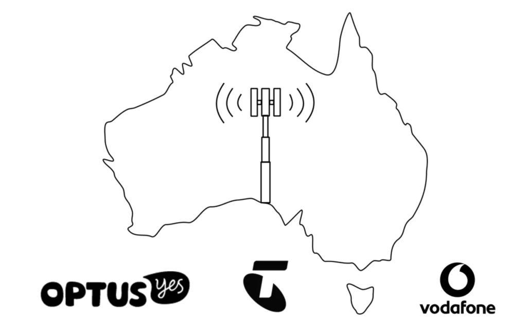 Australian Mobile Providers
